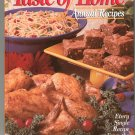 Taste Of Home Annual Recipes 2000 Cookbook 0898212650 322 Pages