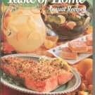 Taste Of Home Annual Recipes 1994 Cookbook 0898213215 240 Pages