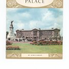 Pictorial History Of Buckingham Palace by Olwen Hedley Vintage 1969