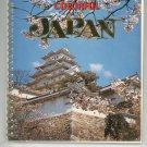 Colorful Japan Souvenir Book Fukuda Card Co.