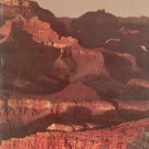 Grand Canyonn The Story Behind The Scenery Vintage 1967