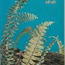Vintage Woodland Ideals Volume 29 Number 4 1972