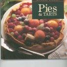 Williams Sonoma Pies & Tarts Cookbook Kitchen Library 0783502001