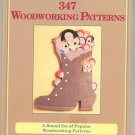 347 Woodworking Patterns 0915099268 Craft Project Book