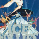 Souvenir Ice Follies Program 44th Edition Shipstads & Johnson Vintage 1979 Poster Included