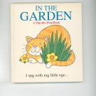 In The Garden A Flip The Flap Book 1881445283 Childrens