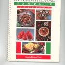 The International Sampler Cookbook 0871972360