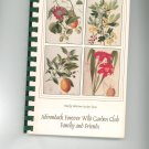 Adirondack Forever Wild Garden Club Cookbook Regional New York