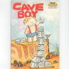 Cave Boy by Cathy East Dubowski & Mark Dubowski Children's Book 0394895711