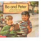 Bo and Peter by Betsy Franco Children's Book 0590273752