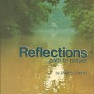Reflections Path To Prayer by James Turro Vintage 1972