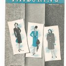 Vintage Tailoring J & P Coats Clarks Book No. S-18 S 18 1945