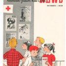Vintage American Junior Red Cross News October 1959