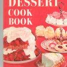 Better Homes & Gardens Dessert Cook Book Cookbook Vintage Item