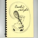 Vintage Cooks Delight Cookbook Regional New York American Business Women's Association 1973