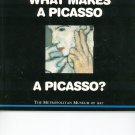 What Makes A Picasso A Picasso ? Metropolitan Museum Of Art 0670857416