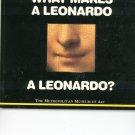What Makes A Leonardo A Leonardo ? Metropolitan Museum Of Art 0670857440
