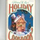 Vintage Miriam B. Loo's Holiday Cookbook 1979