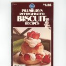 Vintage Pillsbury's Refrigerated Biscuit Recipes Cookbook 1976