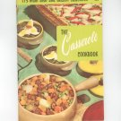 Vintage The Casserole Cookbook # 102 By Culinary Arts Institute 1965