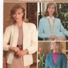 Focus On Cardigans Book No. 676 by Bernat Knitting 6 Worsted Weight Styles