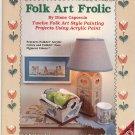 Folk Art Frolic by Diane Capoccia Number 8733  1993