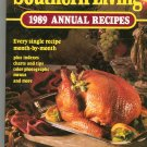 Southern Living 1989 Annual Recipes Cookbook 0848707966