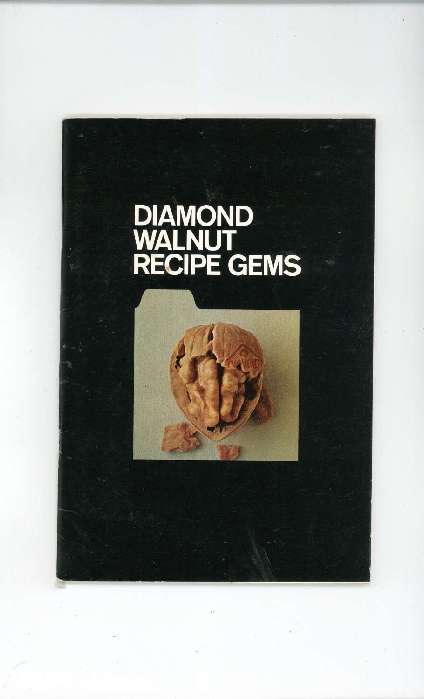 Diamond Walnut Recipe Gems Cookbook