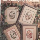 The Changing Seasons Carol Emmer 1990 Leisure Arts 2004 Cross Stitch