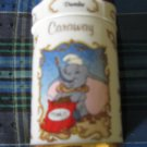 Awesome Disney Dumbo Caraway Spice Jar Lenox 1995 Collection
