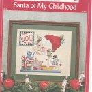Santa Of My Childhood by Aimalynne ALD-13 Stitch Craft Pattern