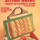 Vintage Needlepoint Stitch Guide Leisure Arts 27 Barbara Hunter 1973