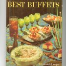 Better Homes & Gardens Best Buffets Cookbook Vintage 1963