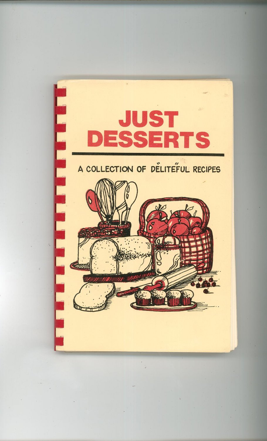 Just Desserts Cookbook Regional American Diabetes Association New York