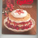 Crisco Cooking Cookbook 1982 Procter & Gamble Hard Cover