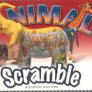 Community Art Project Animal Scramble New York 0971145962 Hard Cover