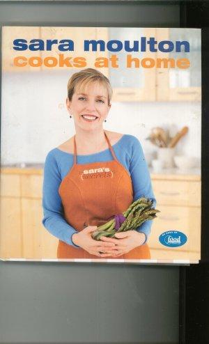Sara Moulton Cooks At Home Cookbook 0767907701 Food Network