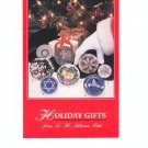 Holiday Gifts Catalog / Brochure by L. H. Selman Ltd. Paperweights