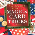 The Amazing Book Of Magic & Card Tricks by Jon Tremaine 0760717435