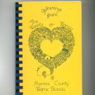 Regional Gatherings From The Hearts & Homes Of Monroe County Home Bureau Cookbook New York