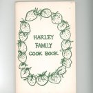 Regional Vintage Harley Family Cook Book Cookbook Harley School New York 1975