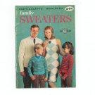 Vintage Lot Of 2 Coats & Clark's Craft Knitting Books # 149 & # 178 1967 1964