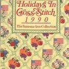 Holidays In Cross Stitch 1990 Vanessa Ann Collection 0848707516