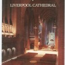 Liverpool Cathedral Souvenir Guide Book