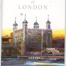 The Tower Of London Souvenir Guide Book