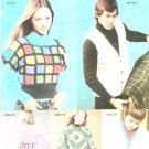 Vintage The Bernat Book Of Complete Crochet No. 215 1975