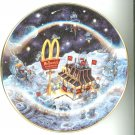 McDonald's Collector Plate Golden Dreams By Bill Bell Limited Edition