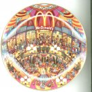McDonald's Collector Plate Golden Showcase By Bill Bell Limited Edition