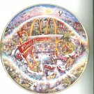 McDonald's Collector Plate Golden Moments By Bill Bell Limited Edition