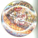McDonald's Collector Plate Golden Summer By Bill Bell Limited Edition